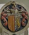 Tomb - beddrod Evan Llwyd (Bodidris), Sir Ddinbych - Denbighshire 1639 20.jpg