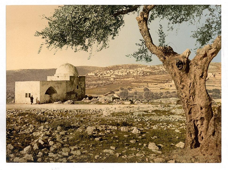 Tomb of Rachel, Jerusalem, Holy Land-LCCN2002725025