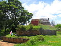 Tombeau de Rasendrasoa, la grande épouse d'Andrianampoinimerina, Roi de 1787 à 1810.JPG