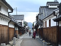 Tondabayashi jinaicho 2006 1229 153448.JPG