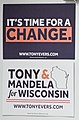 Tony Evers campaign signs (31127820357).jpg