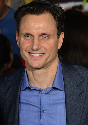 Tony Goldwyn - Goldwyn at the film premiere of Divergent in March 2014
