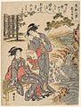 Torii Kiyonaga (c. 1778) Zashiki Hakkei - Sensu no seiran.jpg