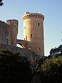 Torre del castillo de Bellver (Palma de Mallorca).jpg