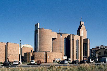How to get to Parafia Miłosierdzia Bożego i św. Faustyny with public transit - About the place