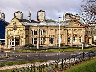 Touchstones Rochdale art gallery, museum and local studies library in Rochdale, Greater Manchester