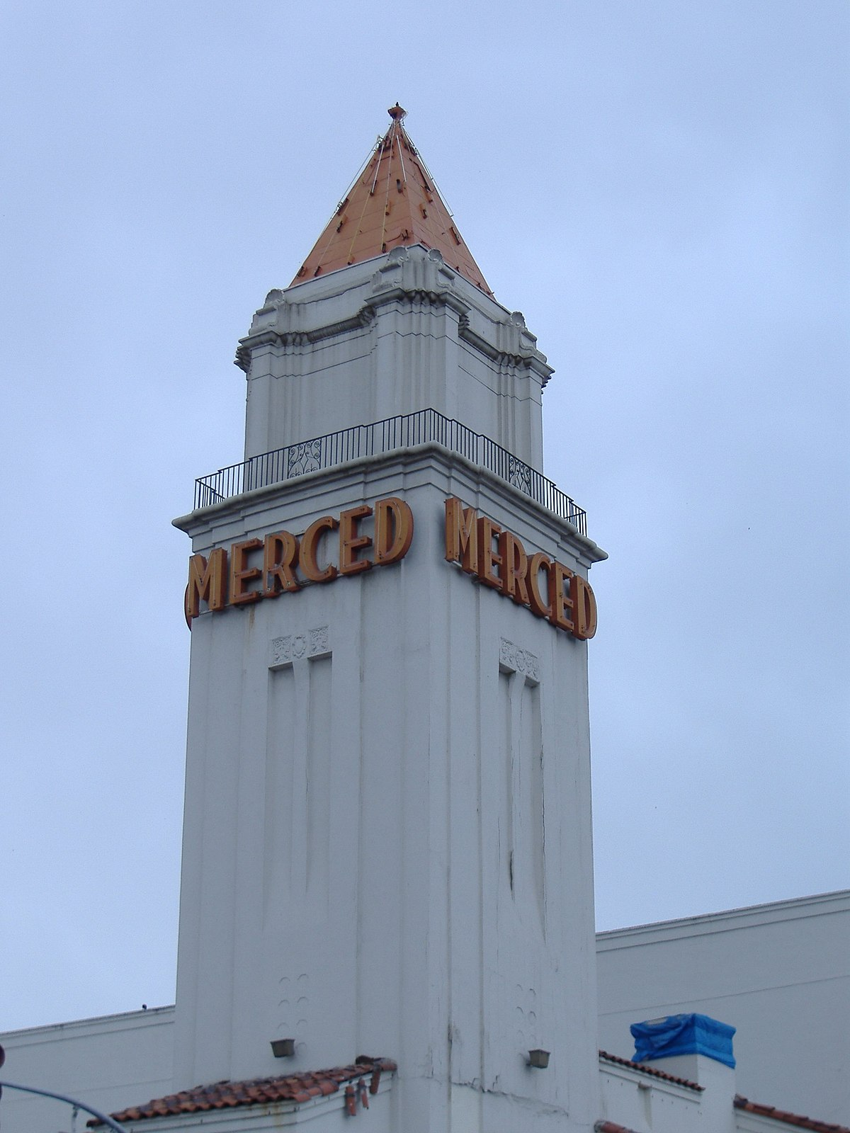 Wikimedia Commons: Merced, California