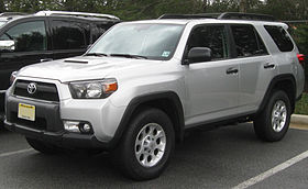 Fifth Generation (N280). Toyota 4Runner ...
