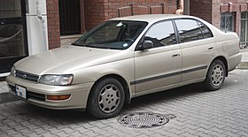 Toyota Corona 2.0 GLi (ST191) front.jpg