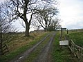 Track to High Teppermoor Farm - geograph.org.uk - 1583720.jpg