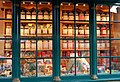 Traditional sweetshop window, Burford - geograph.org.uk - 1671800.jpg