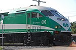 Trainspotting GO train -918 headed by MPI MP40PH-3C -609 (8123459806).jpg