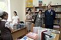 Transit Center representatives return to Birdik School for special graduation 130525-F-LK329-007.jpg