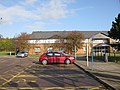 Travelodge, Tamworth Services - geograph.org.uk - 1537631.jpg