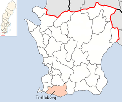 Trelleborg Municipality in Scania County.png