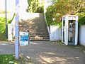 Treppenaufgang zu Gleis 23 der DKB. - panoramio.jpg