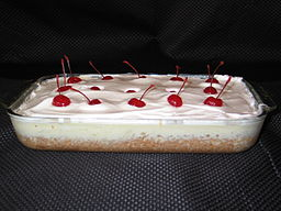 Guava Tres Leches Cake