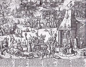 Trier witch trials - Trier witch trials (Pamphlett, 1594)