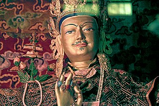 Trisong Detsen Emperor of Tibet