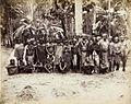 Tropenmuseum Royal Tropical Institute Objectnumber 60012322 Portret van een groep jonge Indiaanse.jpg