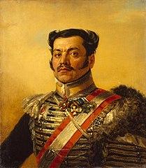 Portrait of Ivan Ye. Troshchinsky (1783-1832)