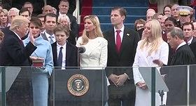 Trump Family, From WikimediaPhotos