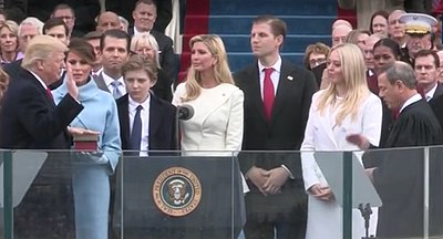 Trump Family Hand Up.jpg