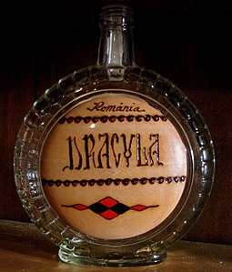 Tuica bottle from romania (3776749792).jpg
