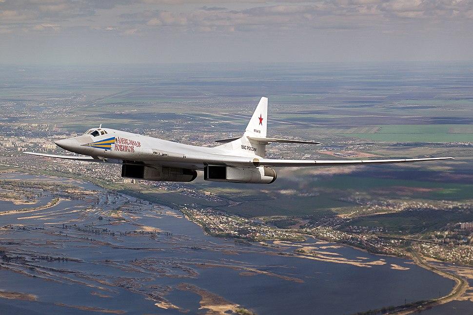 Tupolev Tu-160 RF-94109