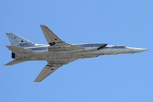 Tupolev Tu-22M3 Backfire, Russia - Air Force JP7618917