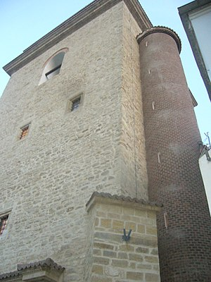 Golia Monastery - The Golia Tower