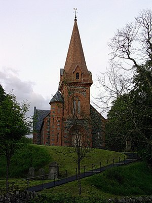 John Lessels - Tweedsmuir Parish Church (1875)