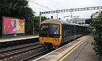 Twyford - GWR 165110 up main line.JPG