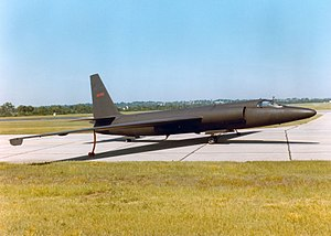 Lockheed U-2 - Original U-2A at USAF Museum