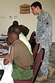 U.S. Army Africa NCOs mentor staff operations in Botswana - March 2010 (4462501562).jpg