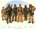U.S. Marines in the Middle East, 1991 (1991), by Donna J. Neary.png