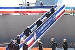 U.S. Navy Commissions Littoral Combat Ship USS Detroit (LCS 7) (30198844060).jpg