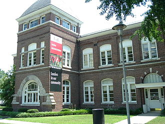 University of Louisville - Criminal Justice Building