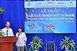 USAID Project Supports Rehabilitation Department for Children and Wheelchair Distribution in Danang (9302475685).jpg