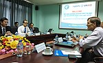 USAID Vietnam Mission Director Michael Greene visits Hue University of Medicine and Pharmacy (37454175302).jpg