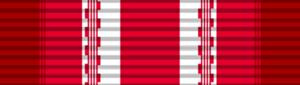 Merchant Marine Atlantic War Zone Medal - Image: USA Merchant Marine Atlantic War Zone Medal ribbon