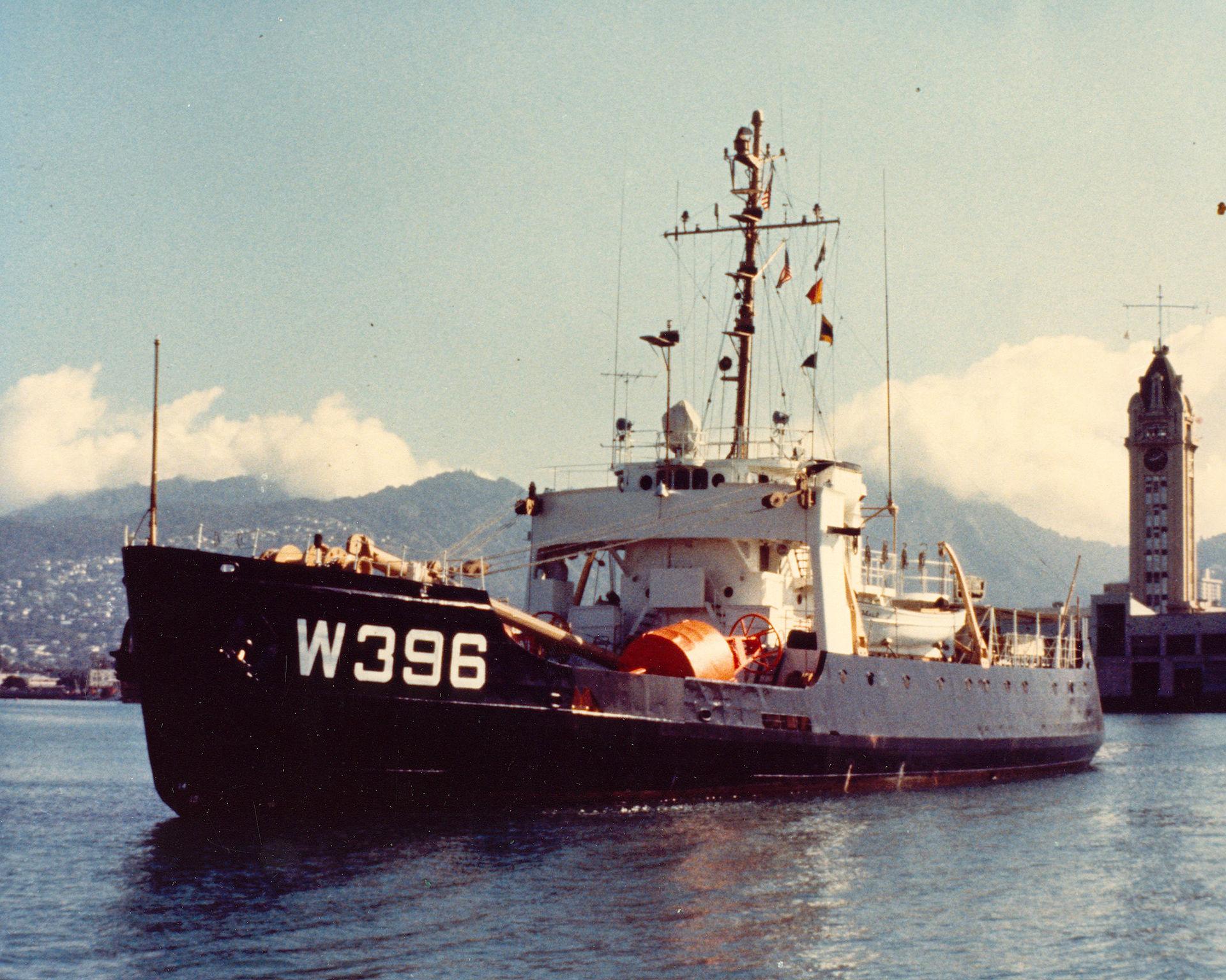 Uscgc Mallow Wlb 396 Wikipedia