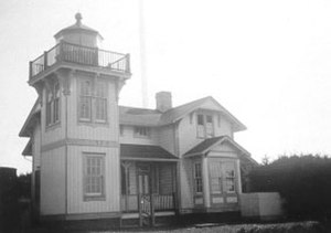 Table Bluff Light - U.S. Coast Guard Archive