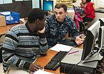 USS Abraham Lincoln sailor volunteers at school 140507-N-WP865-076.jpg