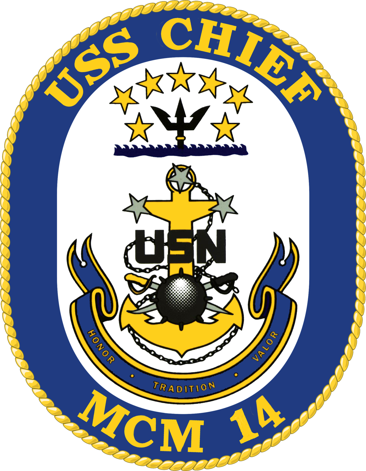 uss chief mcm 14 wikipedia