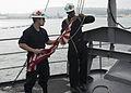 USS Germantown departs Sasebo, Japan 150716-N-SU278-033.jpg