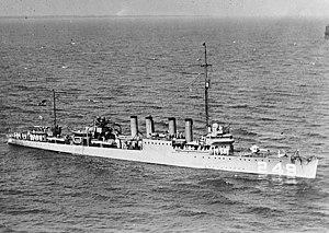 USS Hopkins (DD-249)