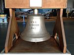 USS Lexington original Bell..JPG