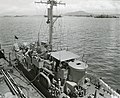 USS PC-598 at Humboldt Bay, New Guinea - October, 1944.jpg