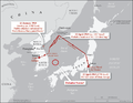 USS Pueblo & EC-121 Incident Map border rev1.png